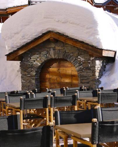 Terrace - La Face Ouest - Val Thorens