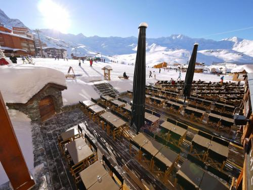 Panoramic View 2 - La Face Ouest - Val Thorens