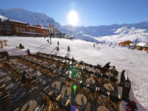 Panoramic View 3 - La Face Ouest - Val Thorens
