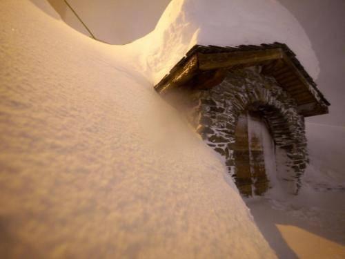 Neige - La Face Ouest - Val Thorens