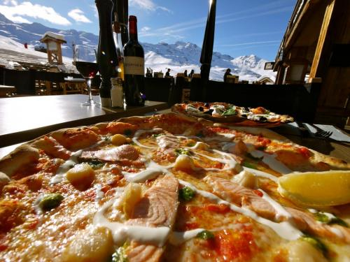 Pizza - La Face Ouest - Val Thorens