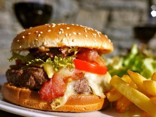 Burger - La Face Ouest - Val Thorens