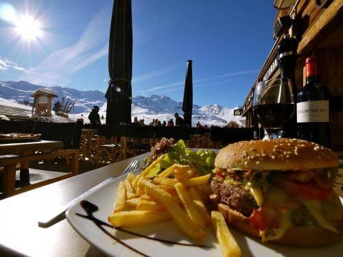 Burger 2 - La Face Ouest - Val Thorens